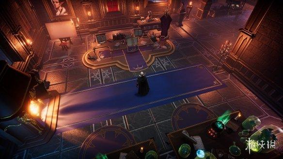 生存建造游戏《吸血鬼崛起》公布 建造你的吸血鬼城堡