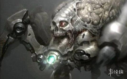 《毁灭战士3》蜘蛛首脑重制图赏 血肉+机械的完美结合