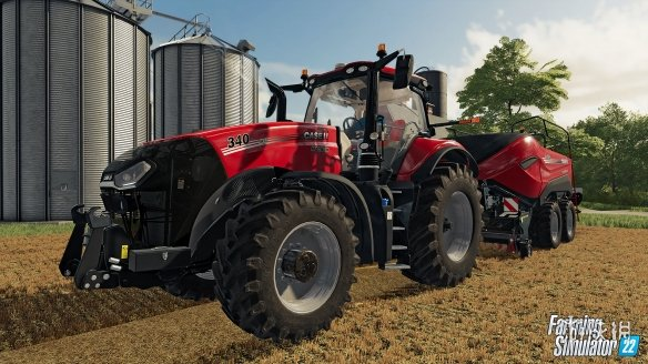 模拟农场22(Farming Simulator 22)支持插图1