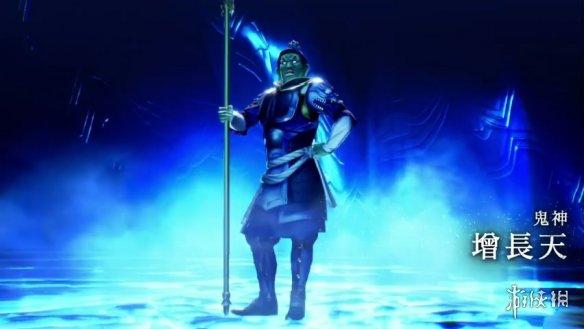 """《真女神转生5》恶魔介绍:四大天王之一的佛教护法之神""""增长天""""!"""