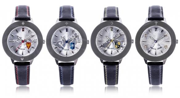SuperGroupies 与《火焰纹章》联动推出手表和夹克
