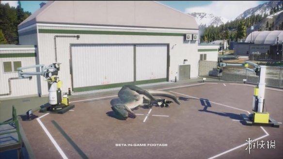 《侏罗纪世界:进化2》新演示 追踪并捕获野生恐龙!