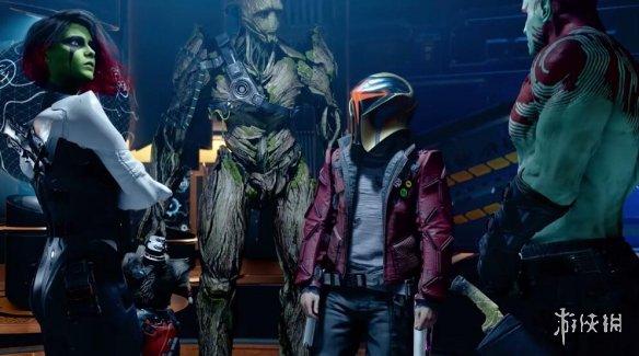《漫威银河护卫队》实机演示 体验穿越宇宙的狂野之旅