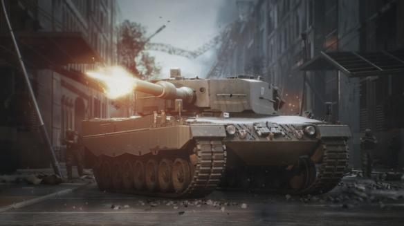 《第三次世界大战》重新上架测试 仅面向老玩家开放
