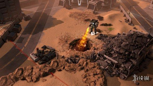 同名电影改编《星河战队:人族指挥部》将公开试玩版