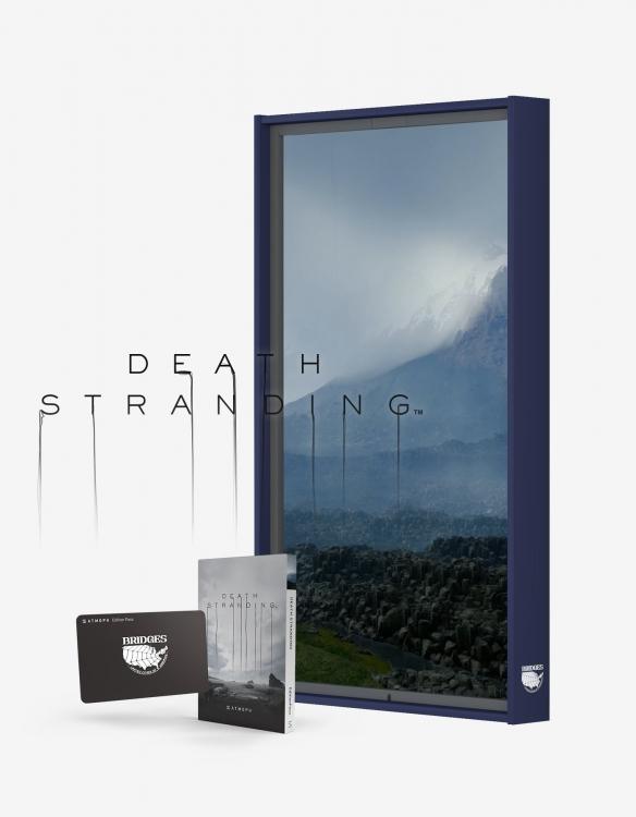 可以欣赏《死亡搁浅》的风景 预计将于12月正式发售