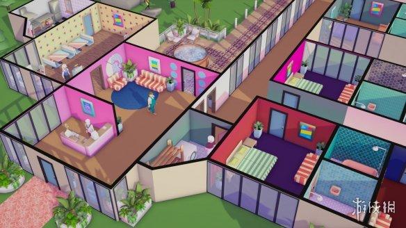 模拟经营游戏《酒店大亨》10月5日开启Steam抢先体验 可拓展酒店增加收入