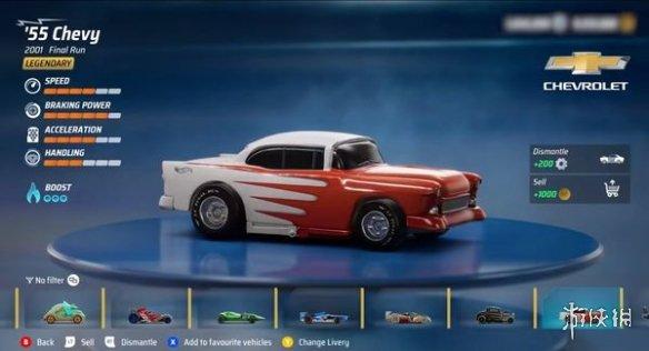 玩具赛车竞速游戏《风火轮释放》全车辆演示视频公布 正式版将于9月30日发售