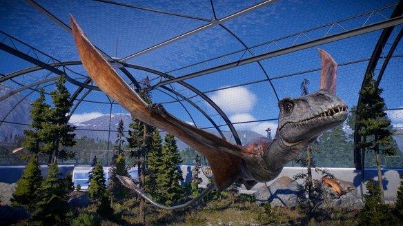 《侏罗纪世界:进化2》11月9日发售:全新剧情与新功能