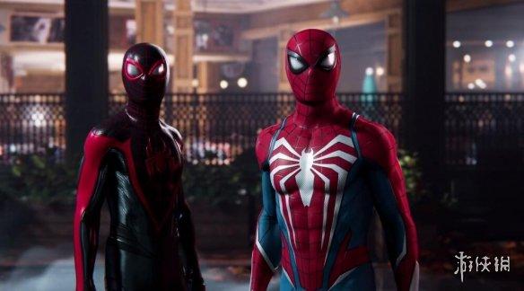 """《漫威蜘蛛侠2》风格将比前作更加黑暗 小黑蛛与小蜘蛛将共同面对""""毒液"""""""