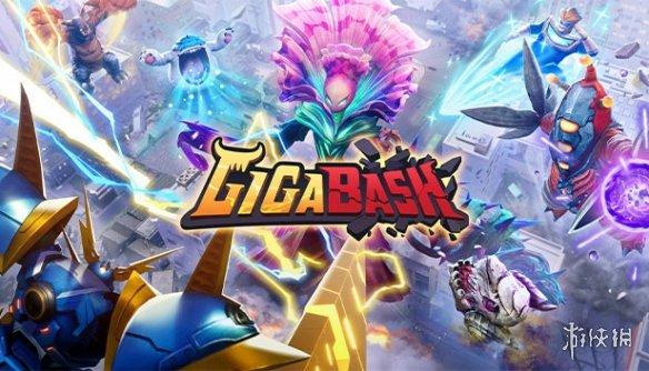 《GigaBash》故事模式预告 展示游戏中部分剧情