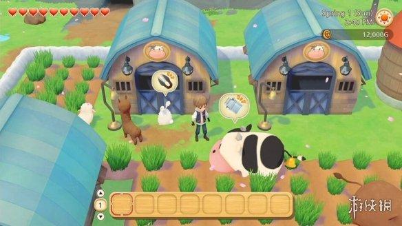 《牧场物语:橄榄镇与希望的大地》全球销量破100万!