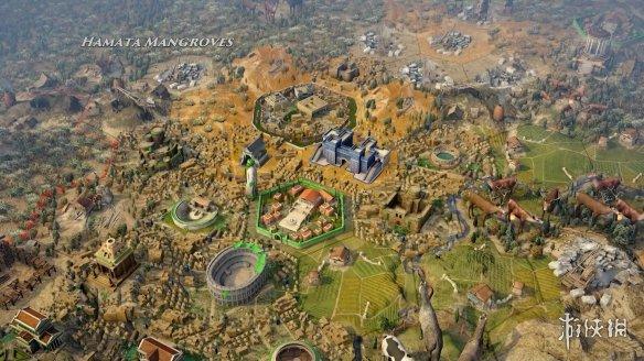 Epic独占策略游戏《旧世界》明年春季登陆Steam/GOG