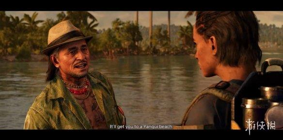 《孤岛惊魂6》隐藏结局:主角完成过场动画后即可离开雅拉