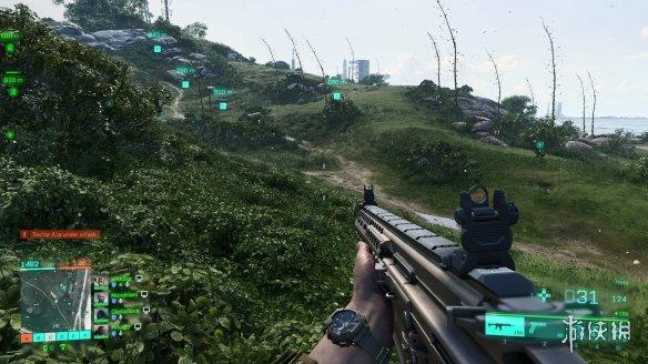 《战地2042》PC4K最高画质截图公开 4K画质可保持54-70fps