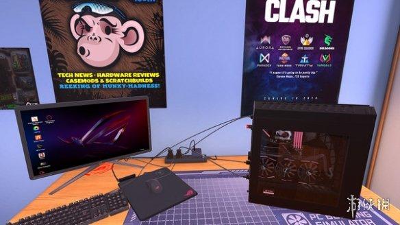 《电脑装机模拟》24小时400多万人白嫖!DLC开启促销