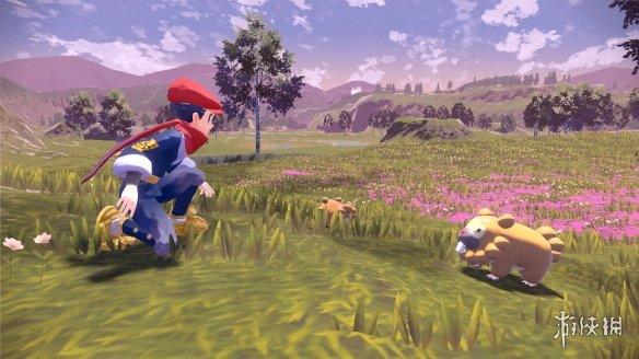 《宝可梦传说:阿尔宙斯》并非开放世界 玩法主要以区域调查任务为主