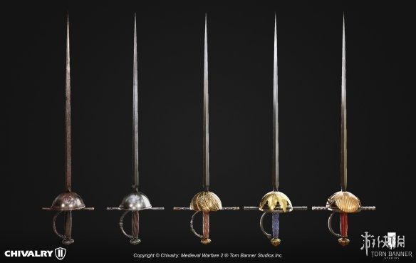 中世纪冷兵器对战《骑士精神2》官宣加入新武器!