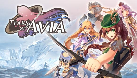 回合制战略RPG《艾维雅之泪》将于10月14日上线Switch主机