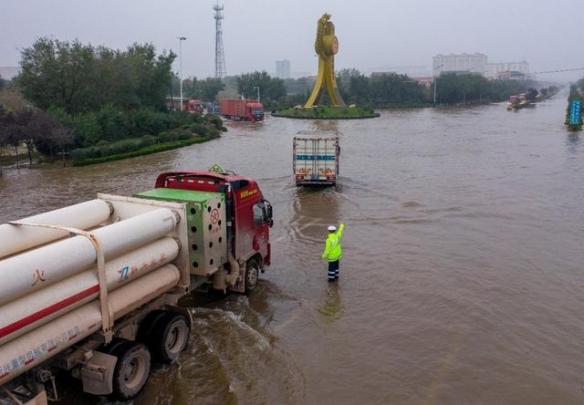 山西爆发洪涝灾害 损失惨重!腾讯网易纷纷捐款献爱心