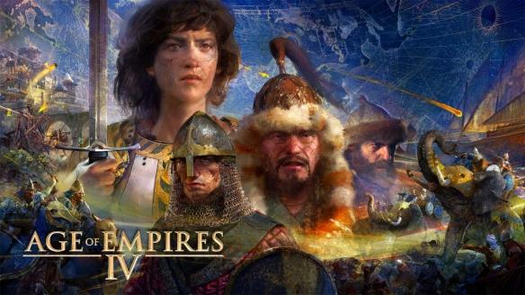 《帝国时代4》完整成就列表公开!10月28日正式发售
