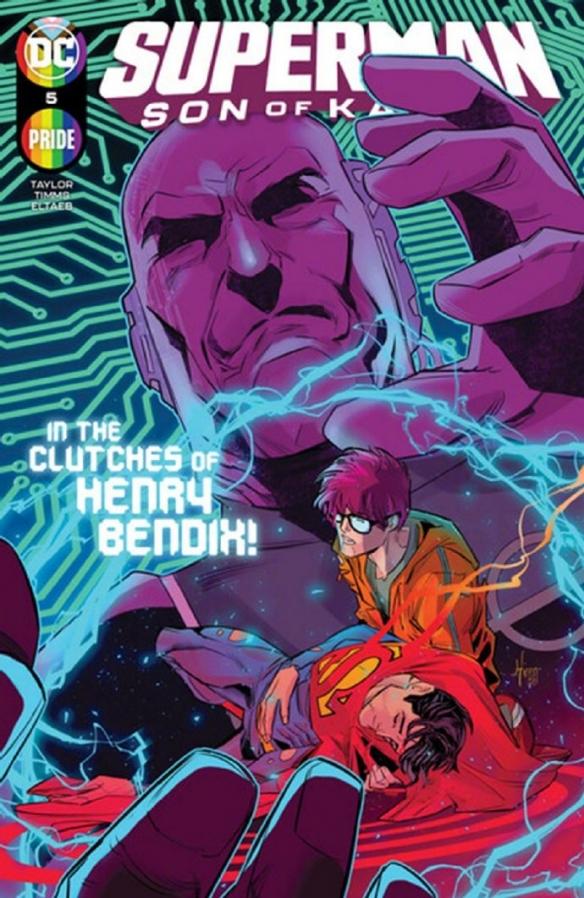 DC漫画新版超人为双性恋 超人记者之恋将与男记者宣布出柜