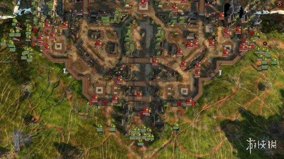 《全面战争:战锤3》新演示 可在城镇内建立塔楼、路障等