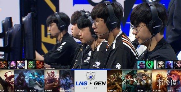 《英雄联盟》S11小组赛首日:LNG对阵GEN不敌惨败
