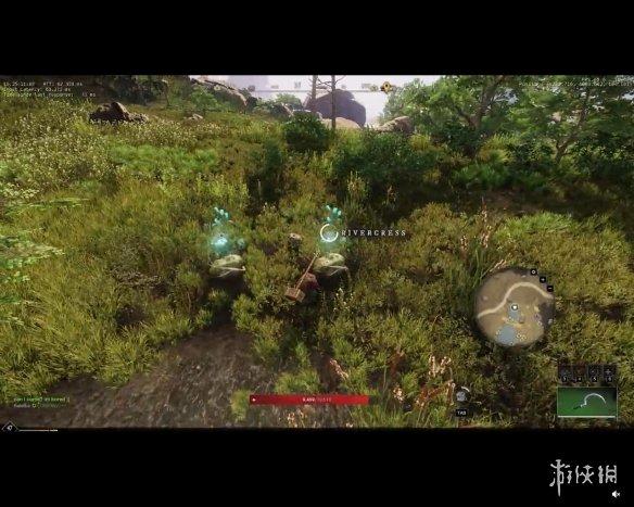 没有小地图?牛!《新世界》玩家怒而自制小地图插件