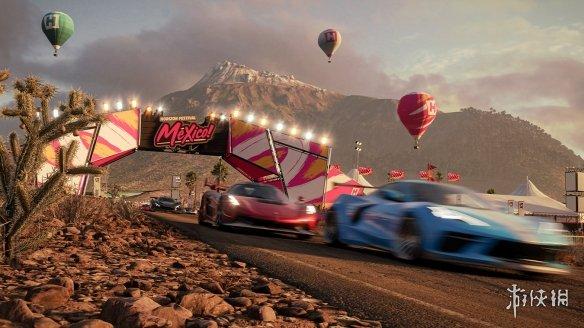 《极限竞速:地平线5》预载开启 PC版超过100 GB!