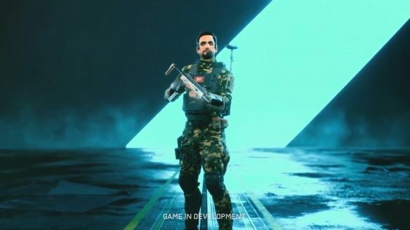 """《战地2042》推出""""专家""""玩法,并带来五位专家角色"""